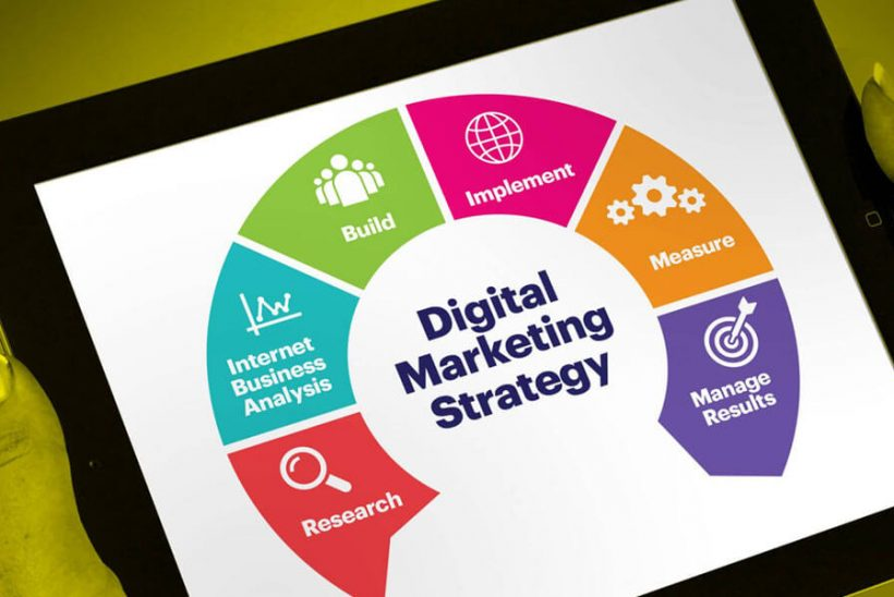 متخصص دیجیتال مارکتینگ
