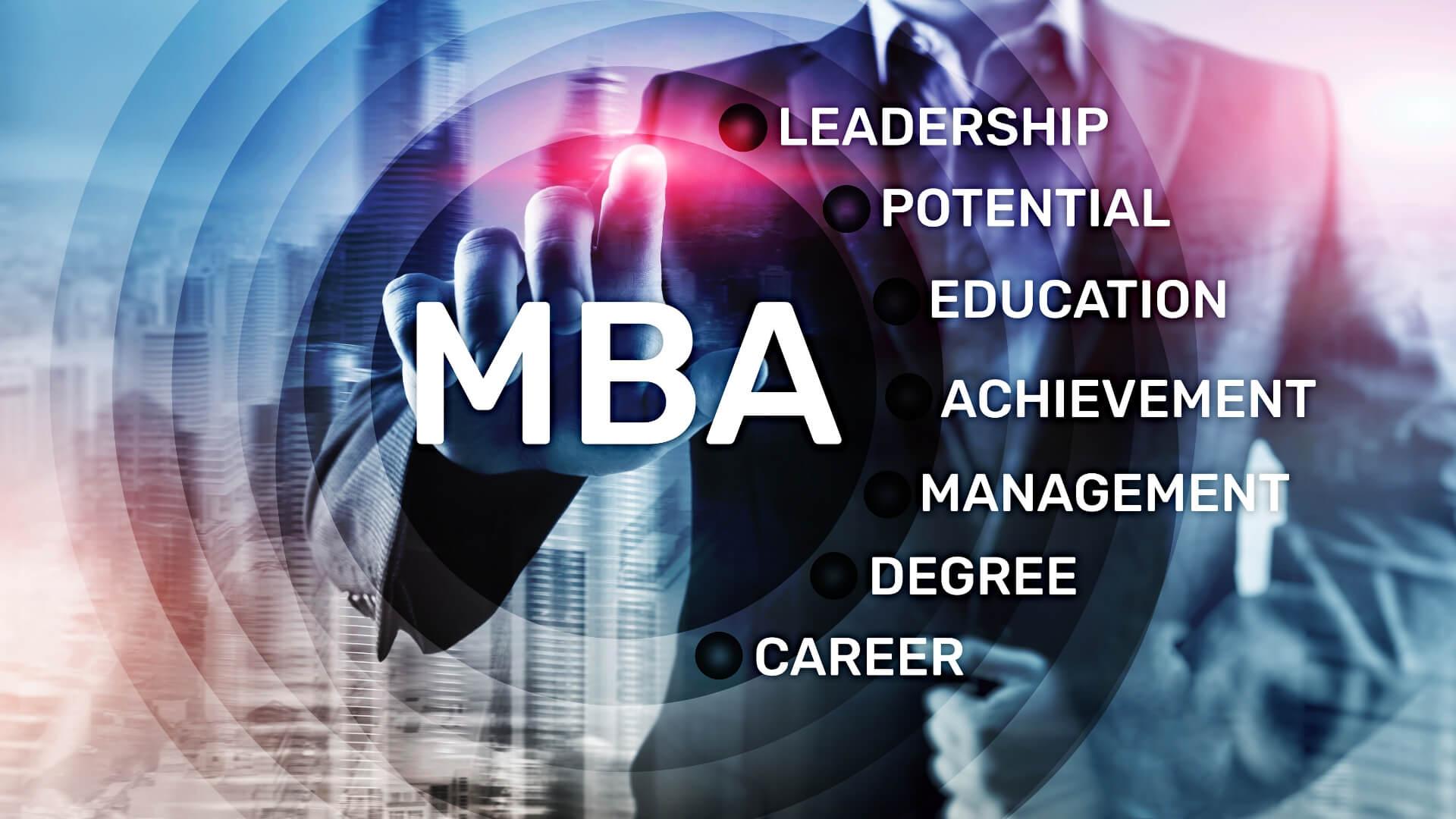 دوره MBA