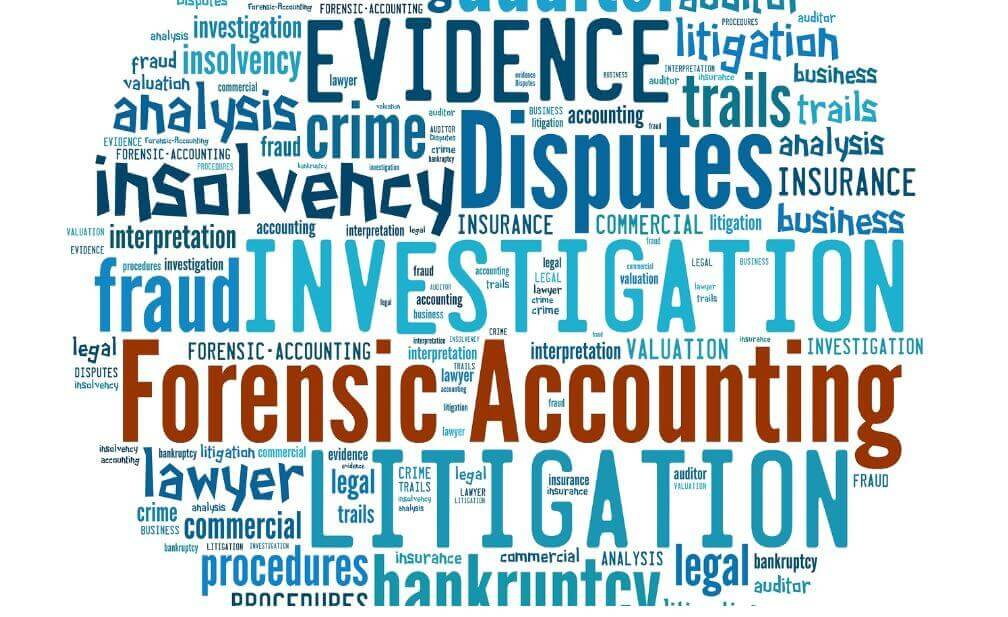 حسابداری قضایی