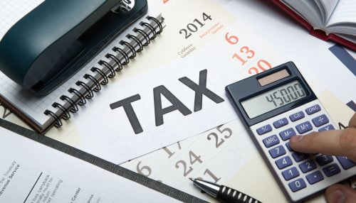 حسابداری مالیاتی ویژه کسب و کارها