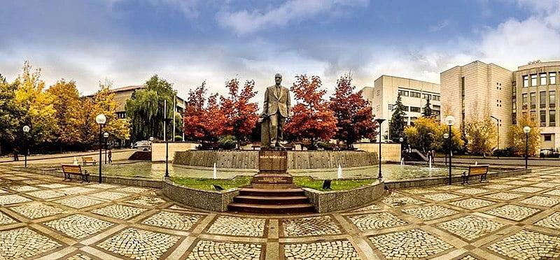 دانشگاه بیلکنت ترکیه
