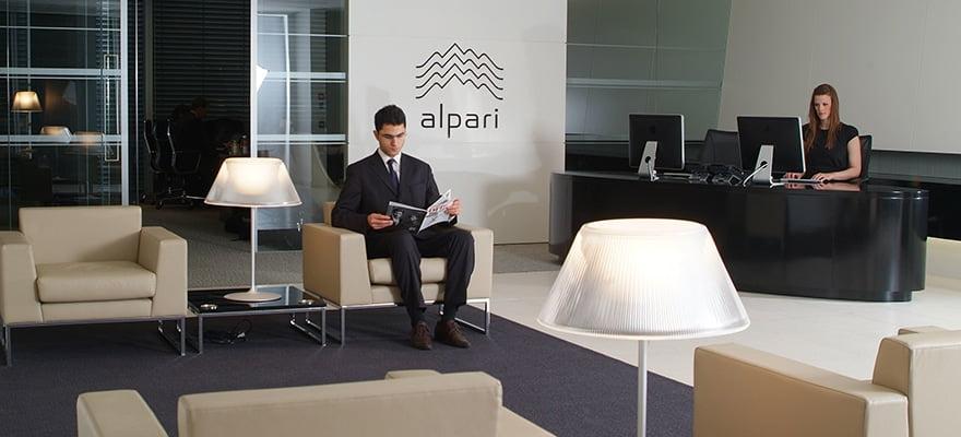 بروکر Alpari