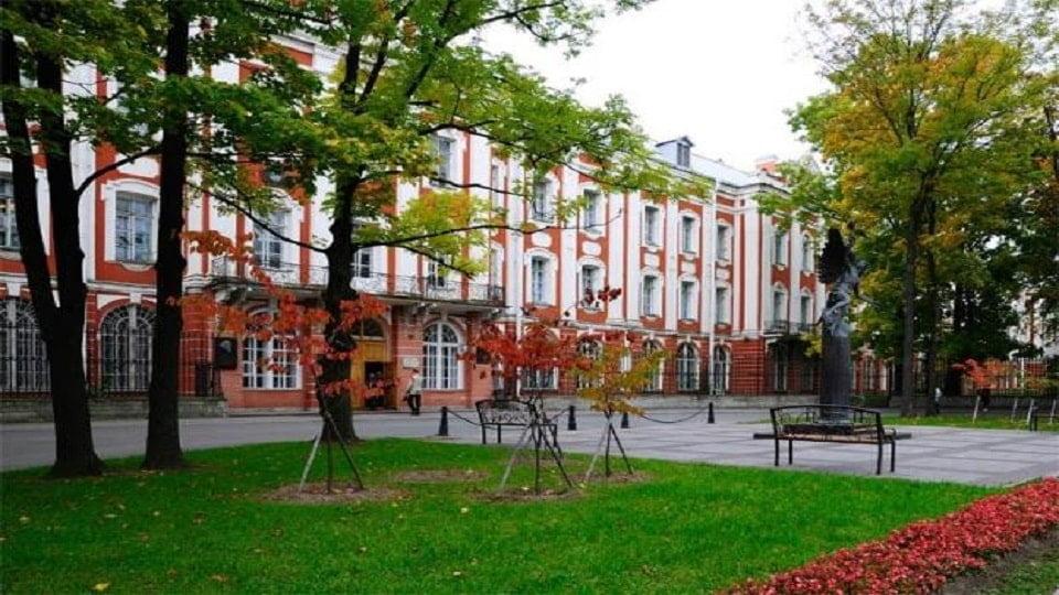 دانشگاه دولتی سنپترزبورگ