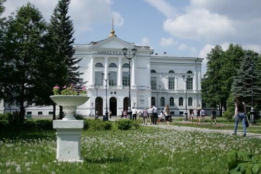 دانشگاه تومسک روسیه