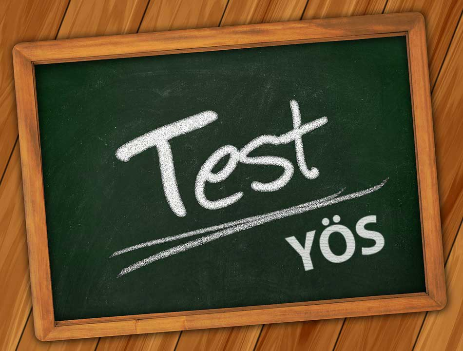 آزمون یوس