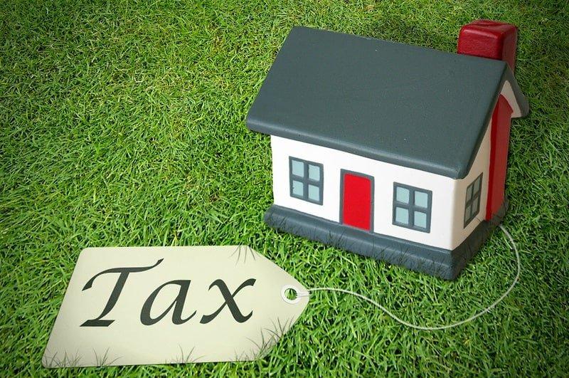 مالیات بر املاک