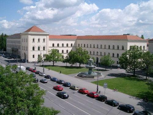 دانشگاه لودویگ ماکسیمیلیانز