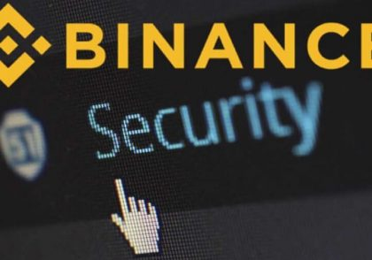 امنیت حساب در بایننس
