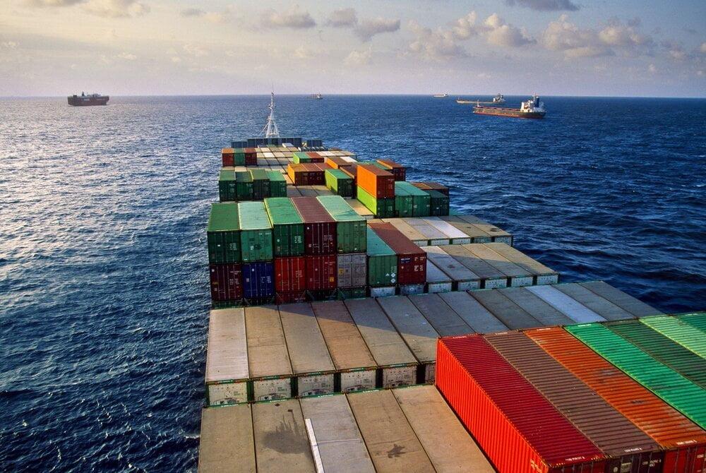 صادرات محصولات از ایران